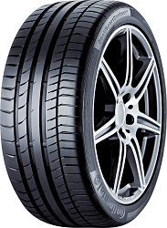 Continental 255/55R18 109H  XL (Run Flat)