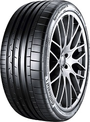 Continental 225/35R19 (88Y)  XL (Run Flat)