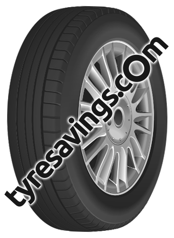 TyreSavings Value Option 205/50R15 89V  XL