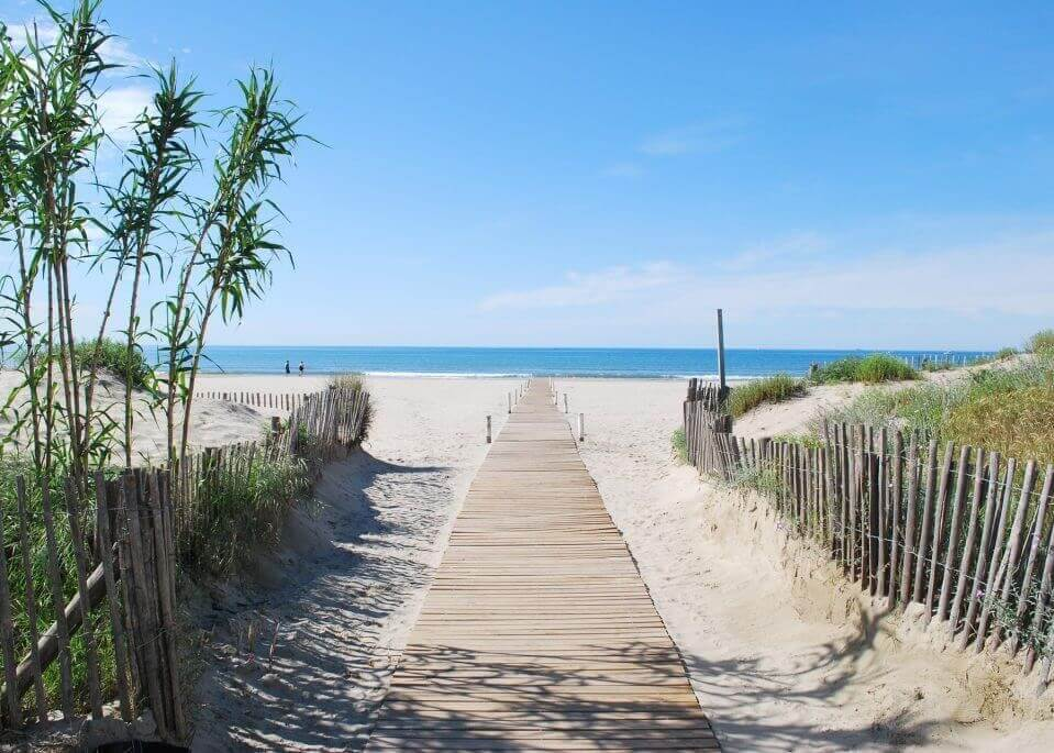 Carnon Beach Montpellier