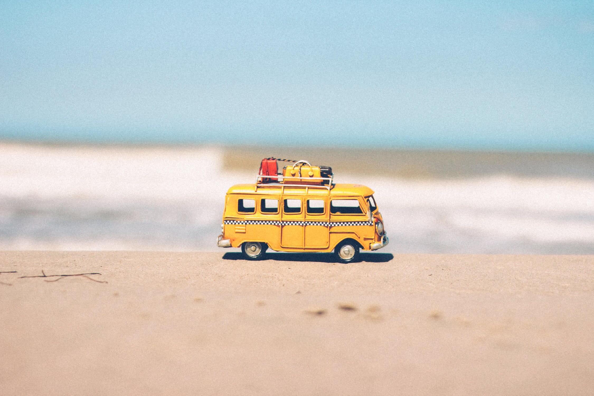 Road Trip Car Travel