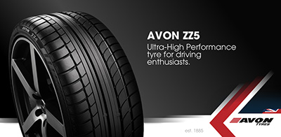 Avon ZZ5 Tyre