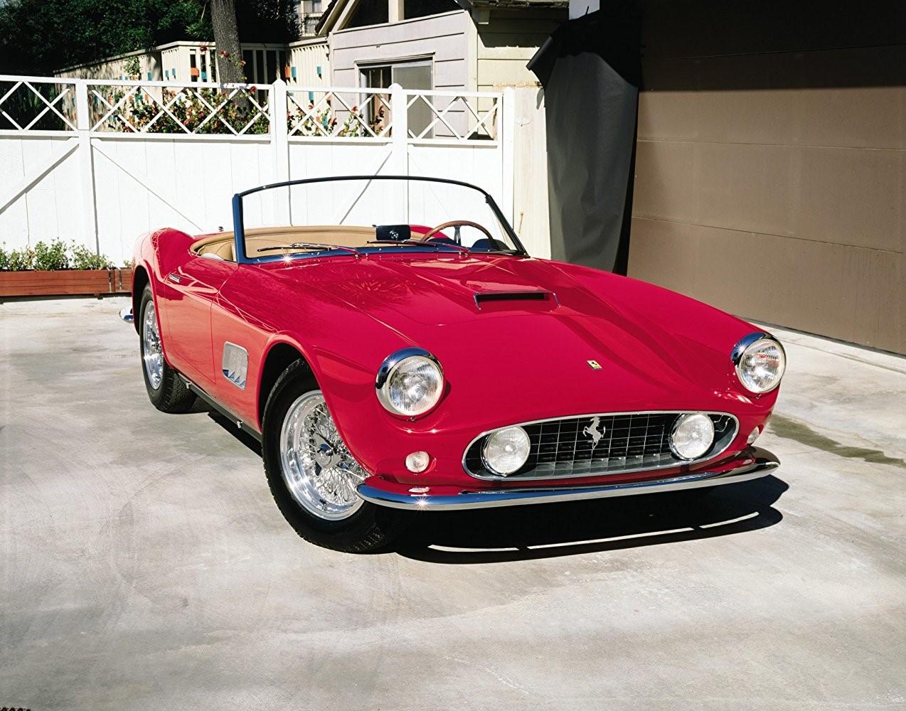 Ferris Buellers Ferrari 250GT