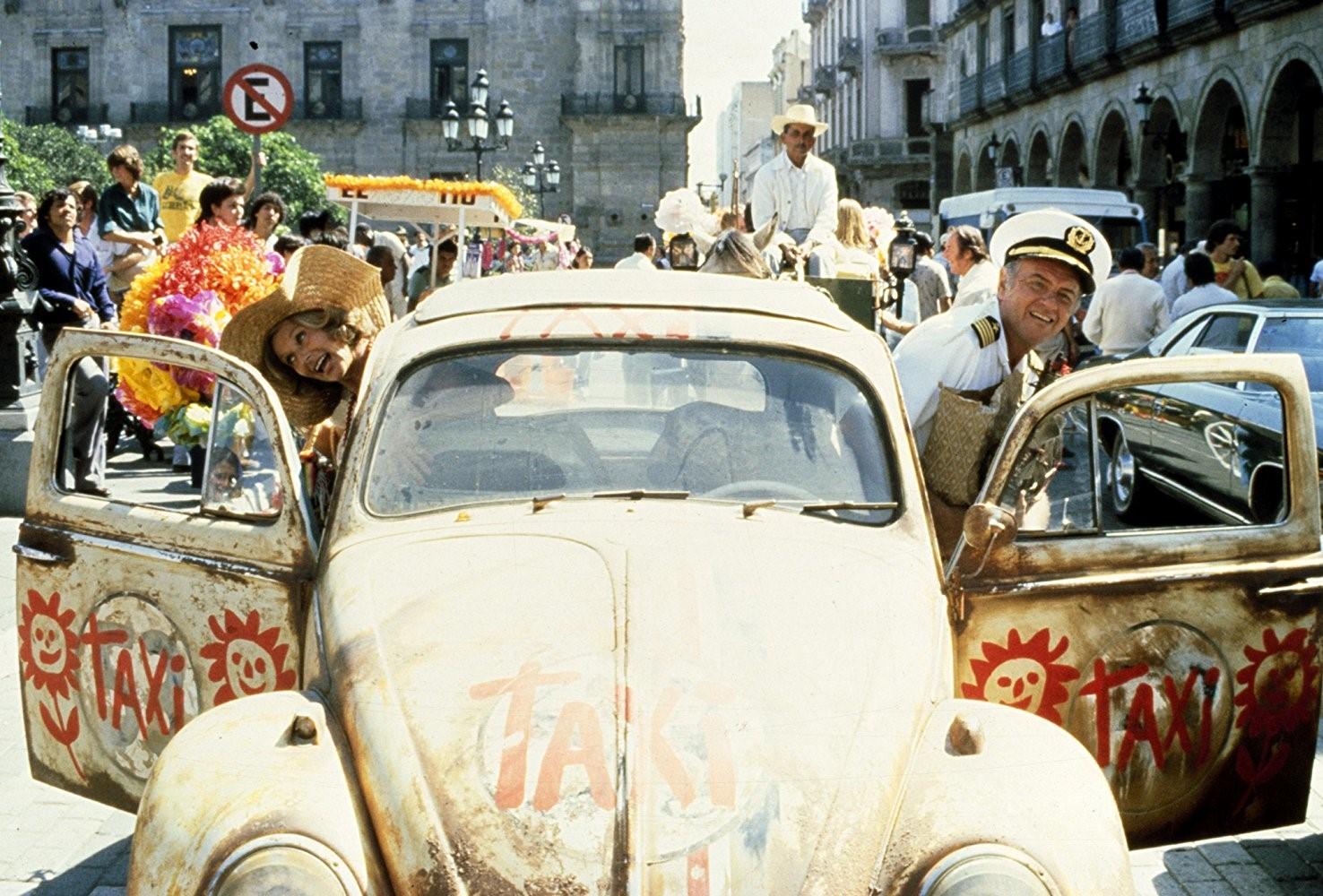 Herbie: Volkswagen Beetle