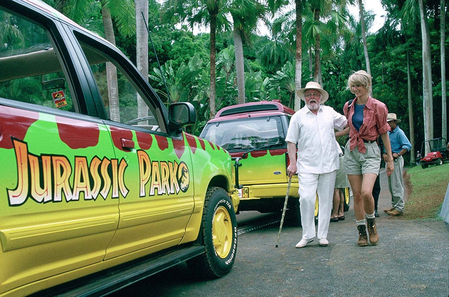 Jurassic Park: Ford Explorer