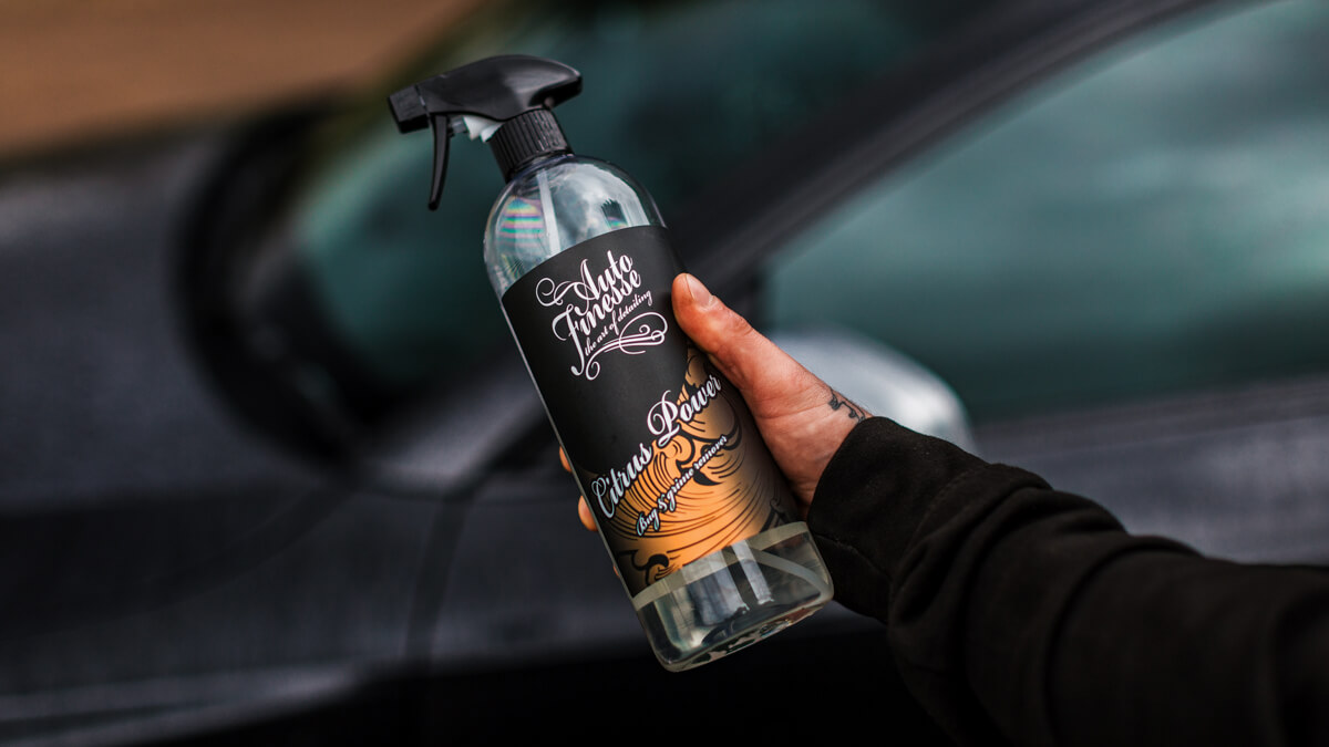 Car cleaning products for Father's Day