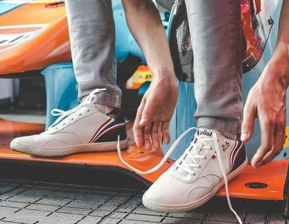Piloti driving shoes for Father's Day