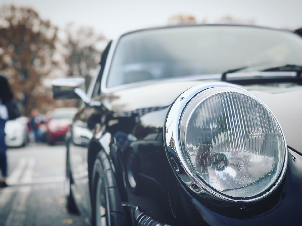 mini car headlight