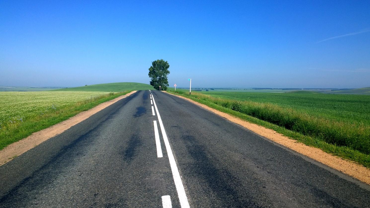 motorway road